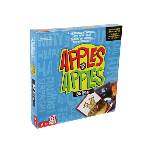 Apples to Apples Big Picture Image