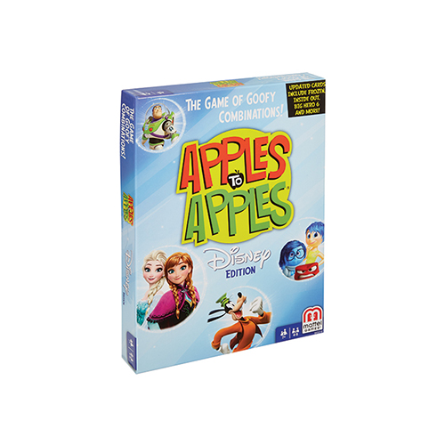 Apples to Apples Disney Image