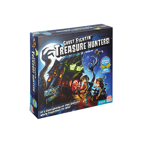 Ghost Fightin' Treasure Hunters Image