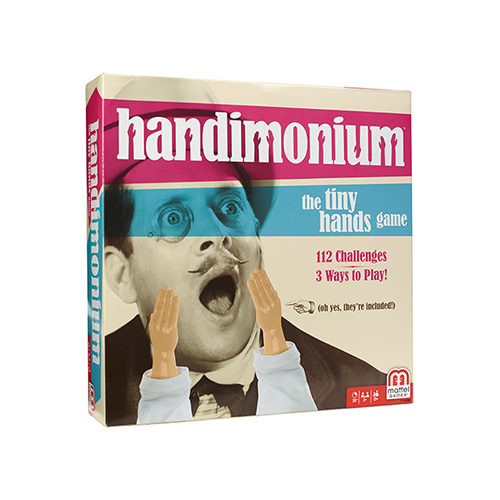 Handimonium: The Tiny Hands Game Image