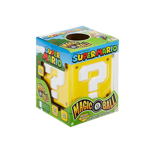 Magic 8 Super Mario Ball Image