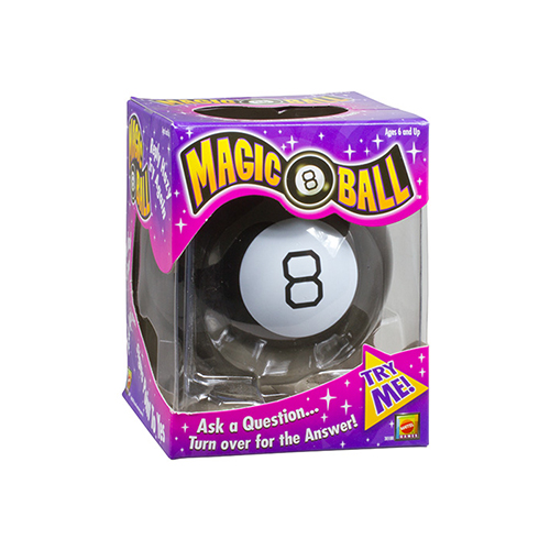 Magic 8 Ball Image