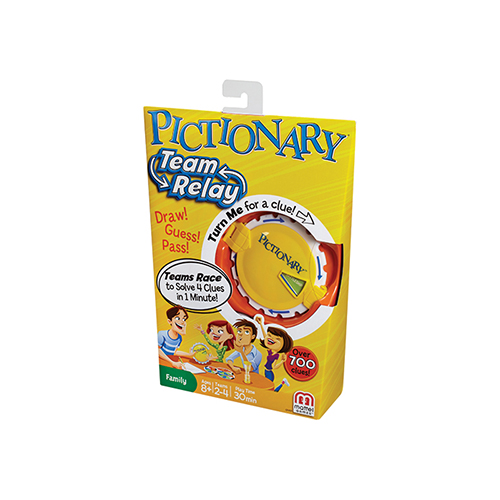 Pictionary Team Relay Image