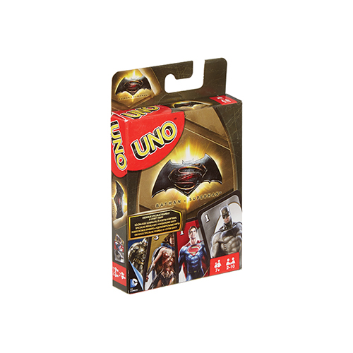 UNO Batman vs. Superman Image