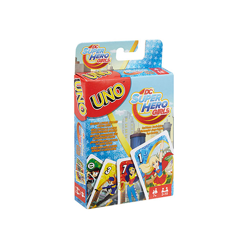 UNO DC Super Hero Girls Image