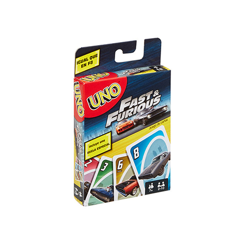 UNO Fast & Furious Image
