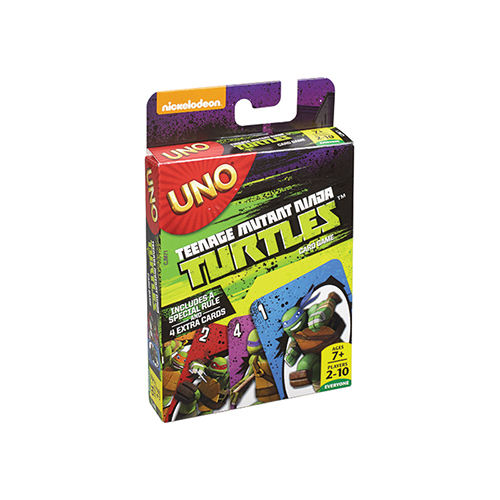 UNO Teenage Mutant Ninja Turtles Image