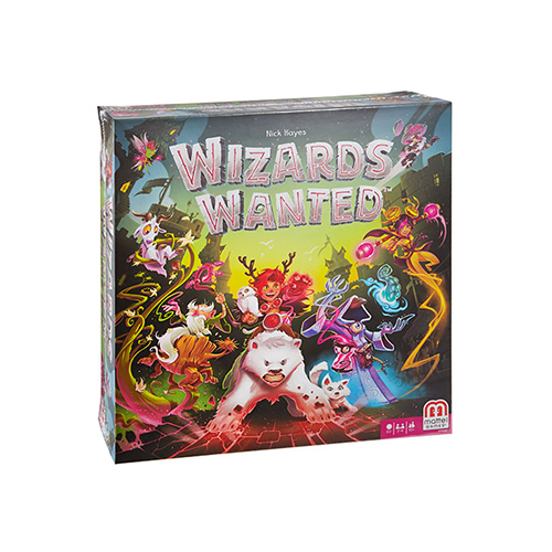 Wizards Wanted Image